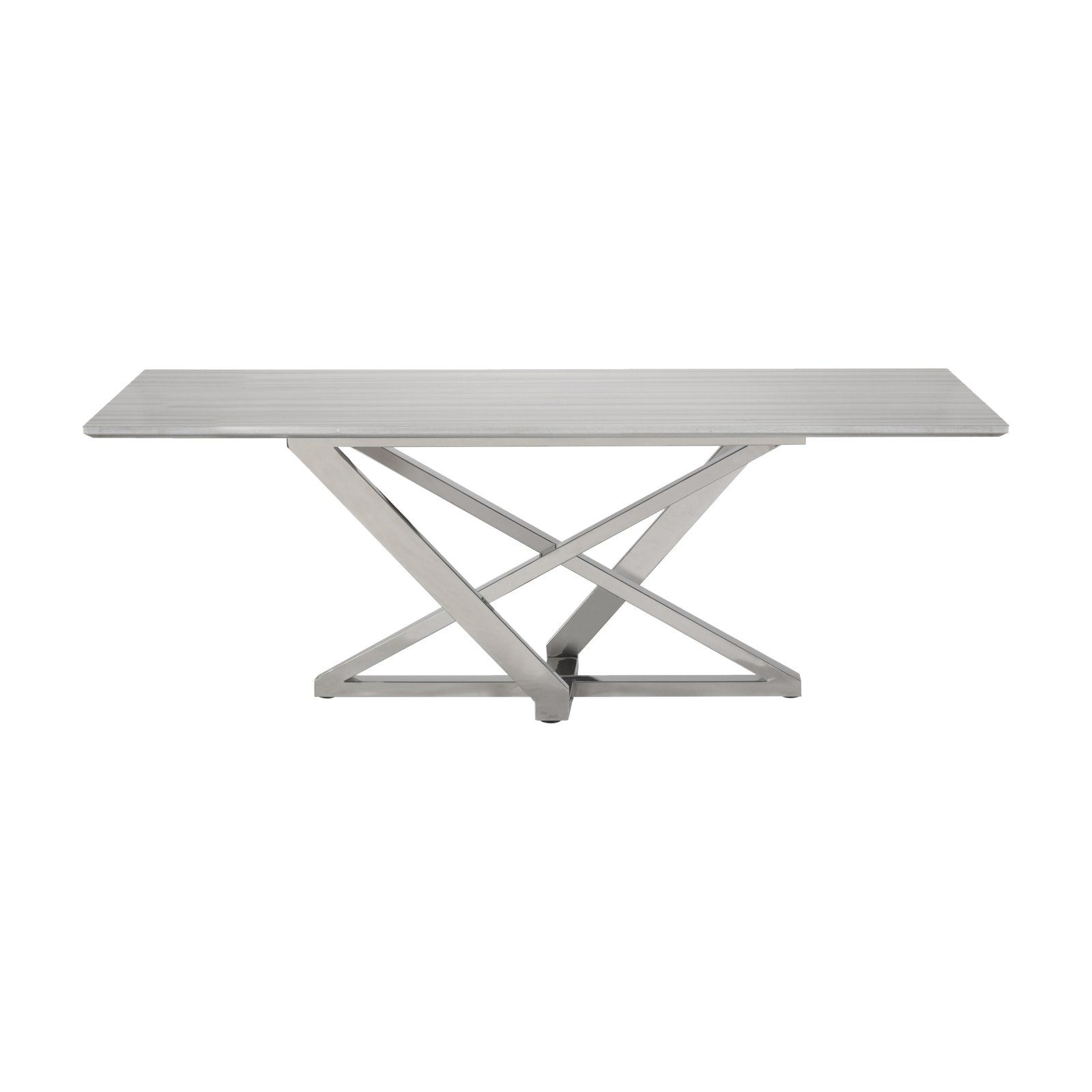 Lievo Ingrid Rectangular Dining Table Dining Table Folding
