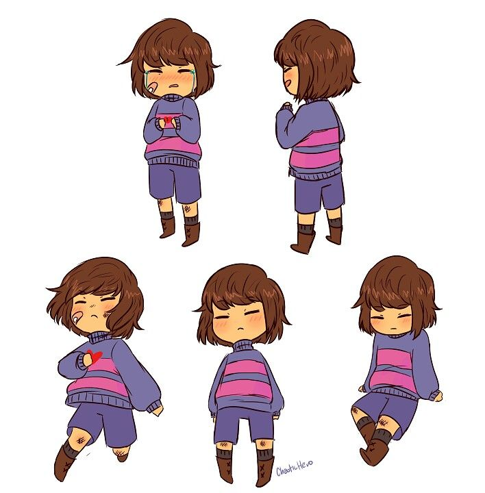 Character Design Idea Making The Character Gender Neutral