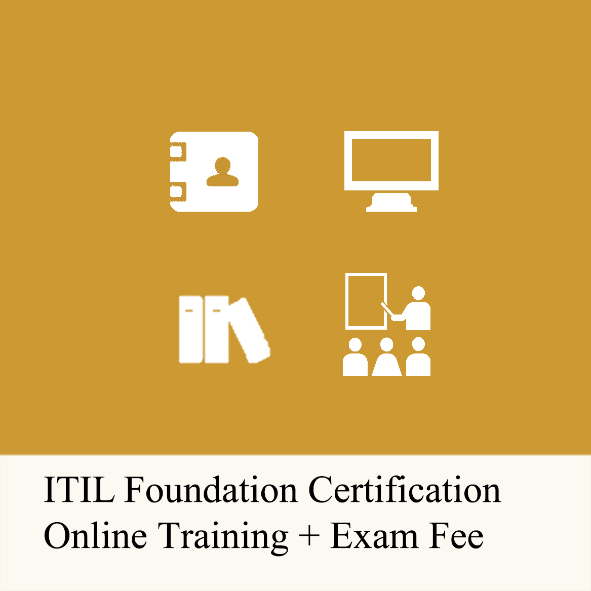 Itil Foundation Certification Online Training Exam Fee Http