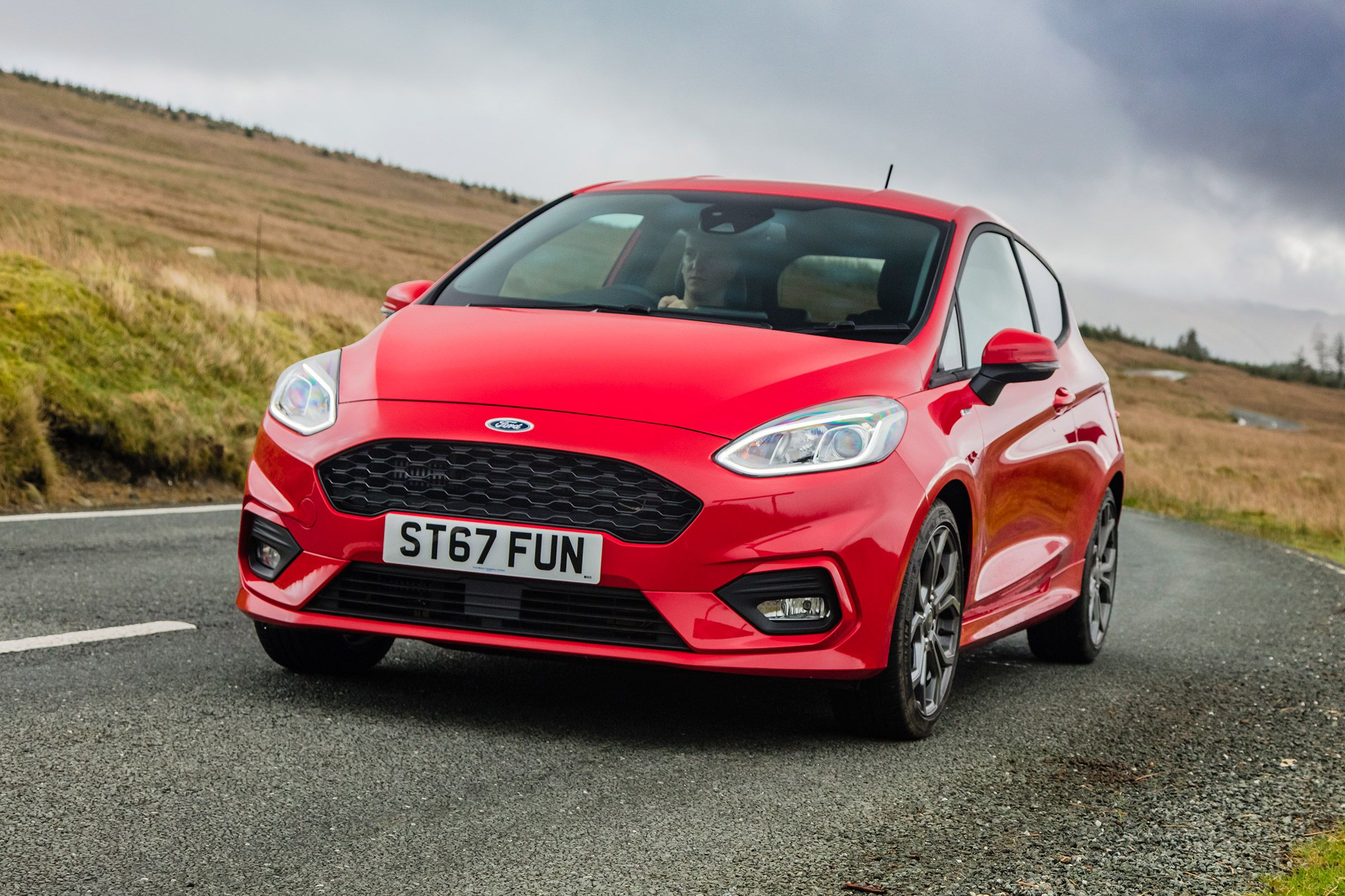 New Ford Fiesta St Line 2017 Review Auto Express