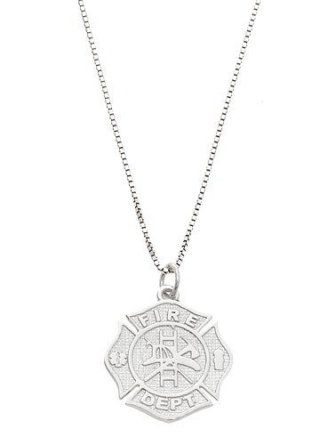 Sterling Silver One Sided Fire Department Maltese Cross Necklace Lgu,http://smile.amazon.com/dp/B0051PG0SU/ref=cm_sw_r_pi_dp_P-y.sb1QR1QYG37D