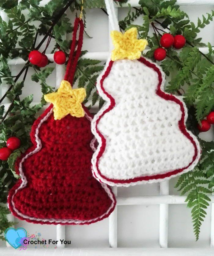 Christmas Crochet Bells | Navidad de ganchillo, Mascotas y Navidad