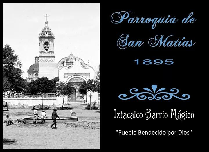 Parroquia de San Matias 1895