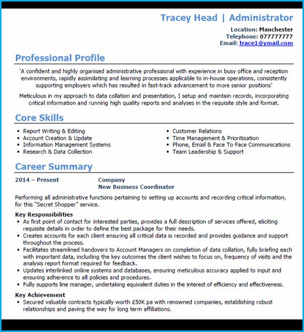1 Page Cv Template Uk Cv template, Resume examples, Cv