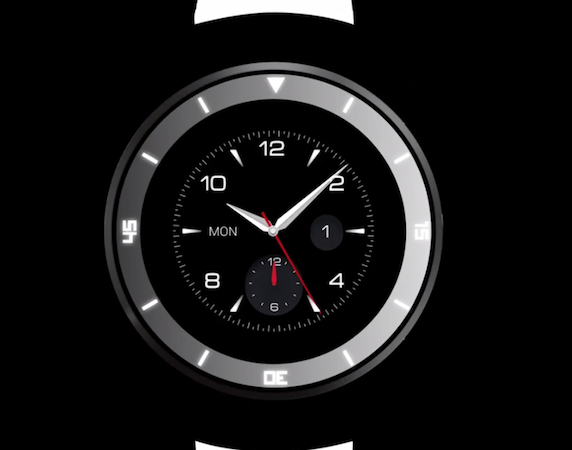 LG's G Watch R Takes on Moto 360 With New Round Design