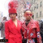 Easter: Parades, Resurrection, Parables, Freakshow Fashion & Performance Art - New York City 2014 - Artiholics