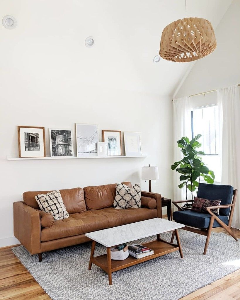We Have Kind Of A Dog Problem In Our Neighborhood They Aren T Strays But Just Loo Farm House Living Room Leather Couches Living Room Living Room Decor Modern If you are moving into a new space or want to redesign. leather couches living room
