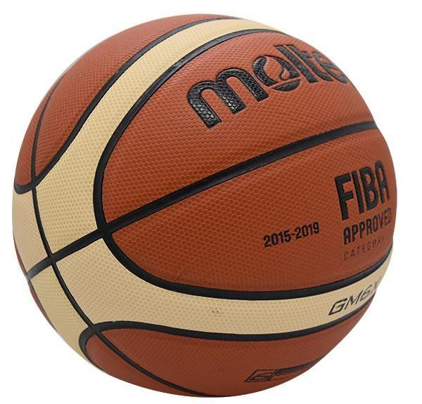 Original Molten Basketball Ball Gm6x Bgm6x 2017 New High Quality Genuine Molten Pu Material Official Size6 Indoor Basketball Basketball Ball Basketball Indoor Basketball