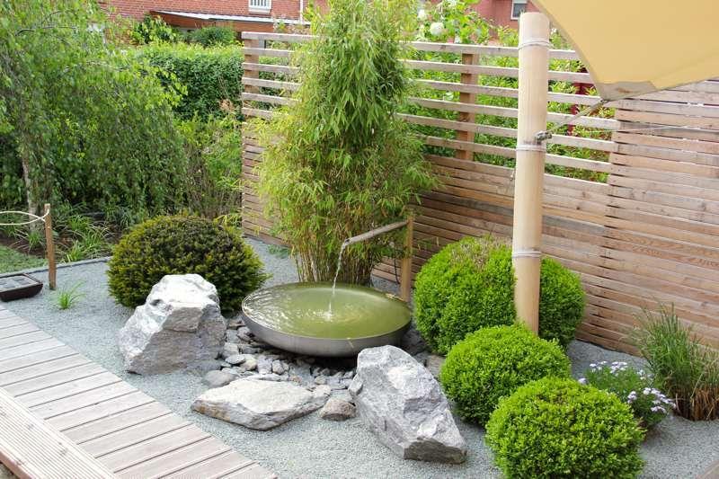 planung japanischer garten in neuruppin - hradil, Gartengestaltung