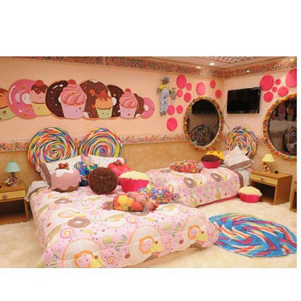 Candy Room Candy Themed Bedroom Candy Room Kid Room Decor