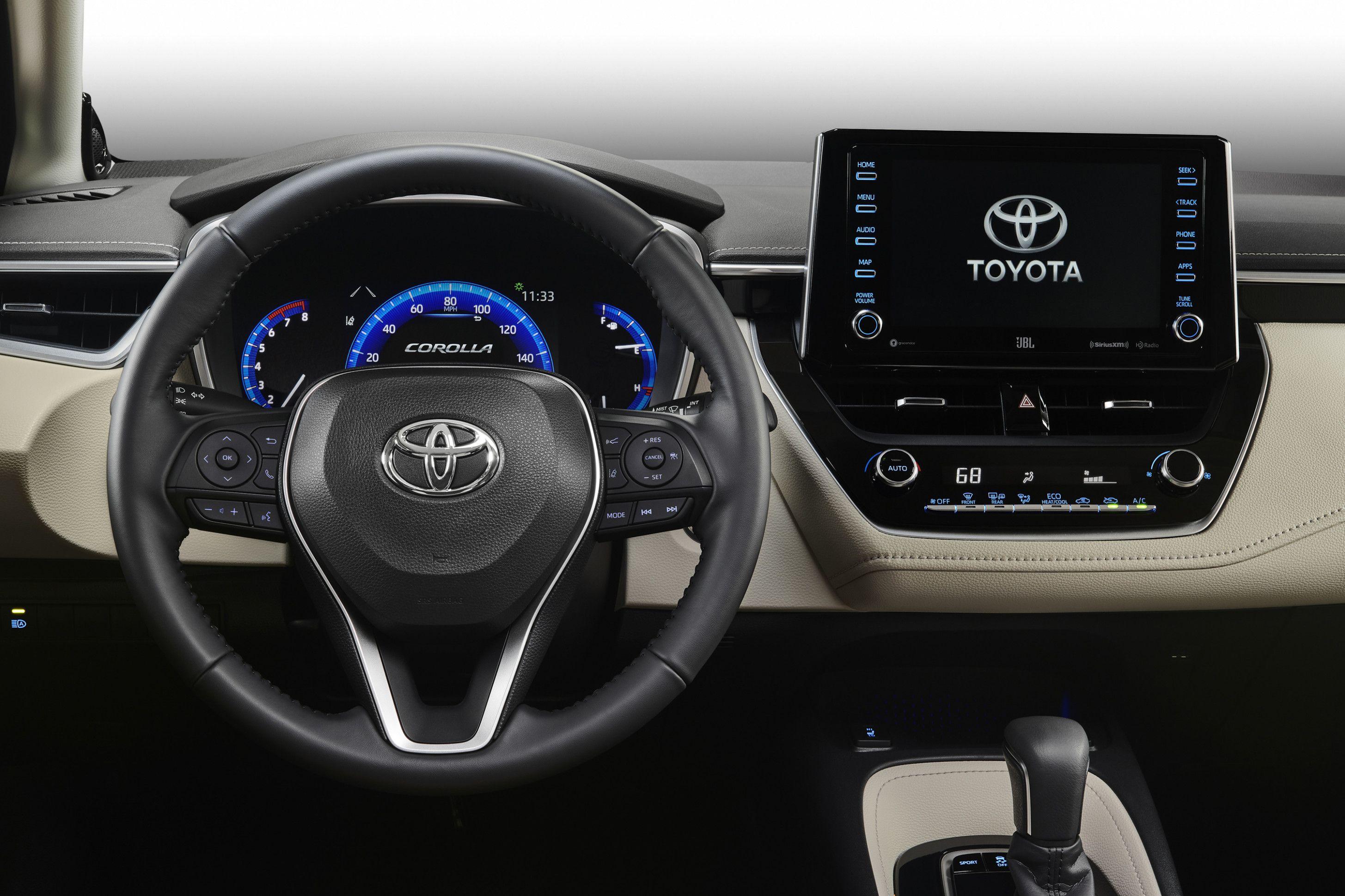 Toyota Corolla 2020 Price Wallpaper Toyota Corolla Toyota Porsche