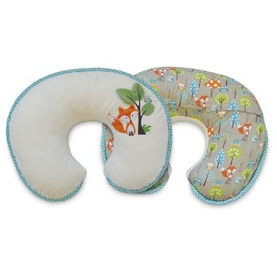 Original Boppy Nursing Pillow And Positioner Fox And