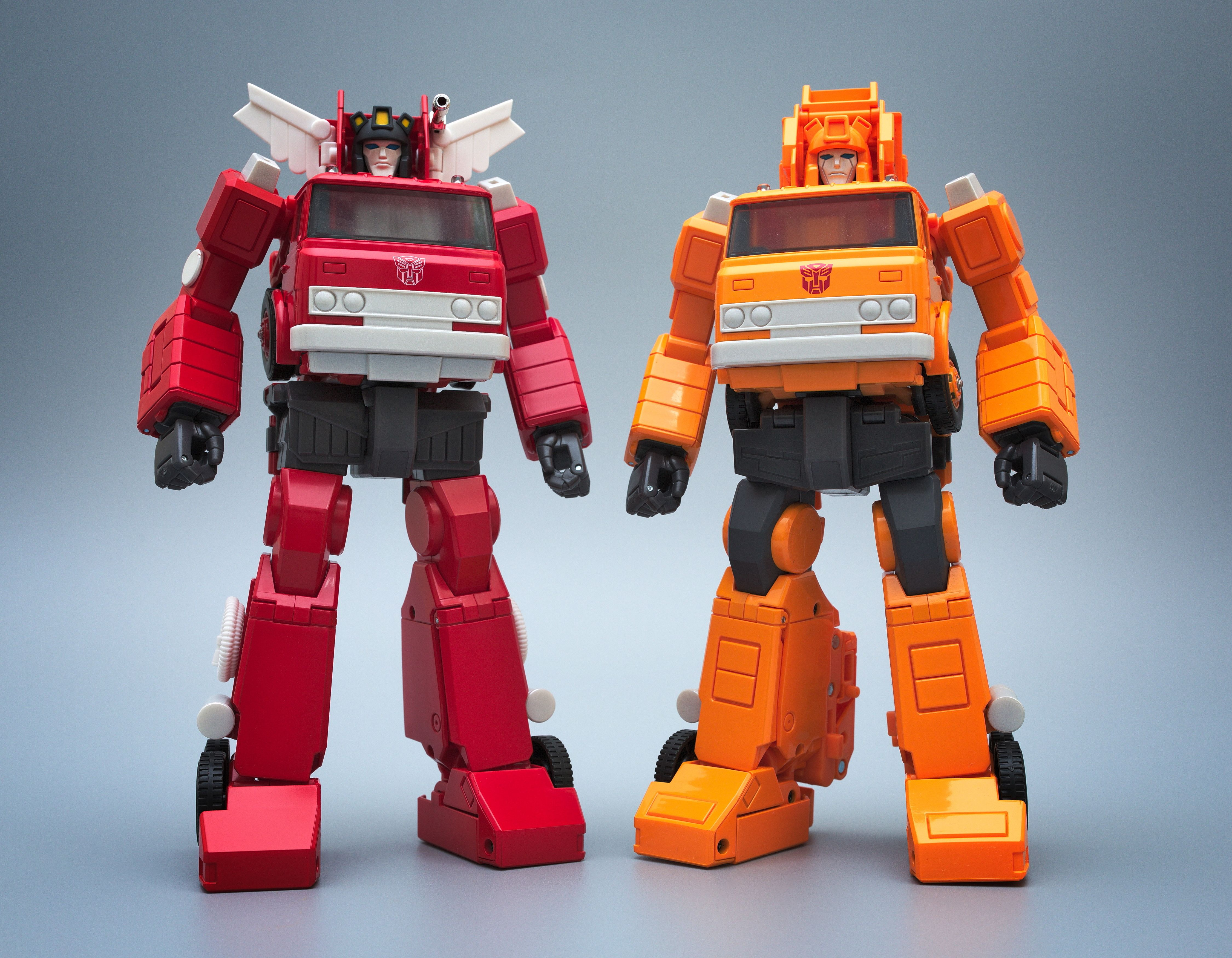 Transformers Masterpiece Collection Takara//Hasbro MP and 3P Complete and Boxed