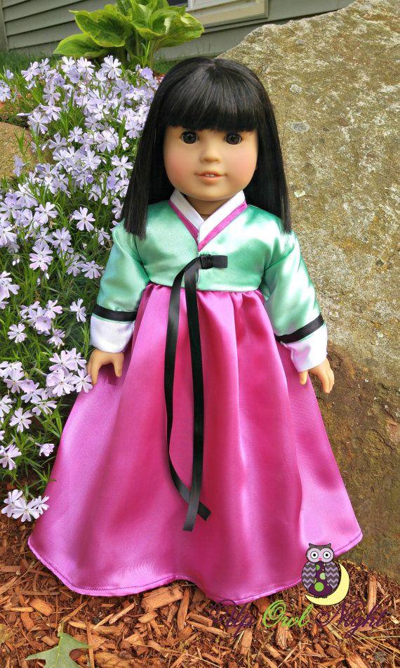 Korean american girl doll
