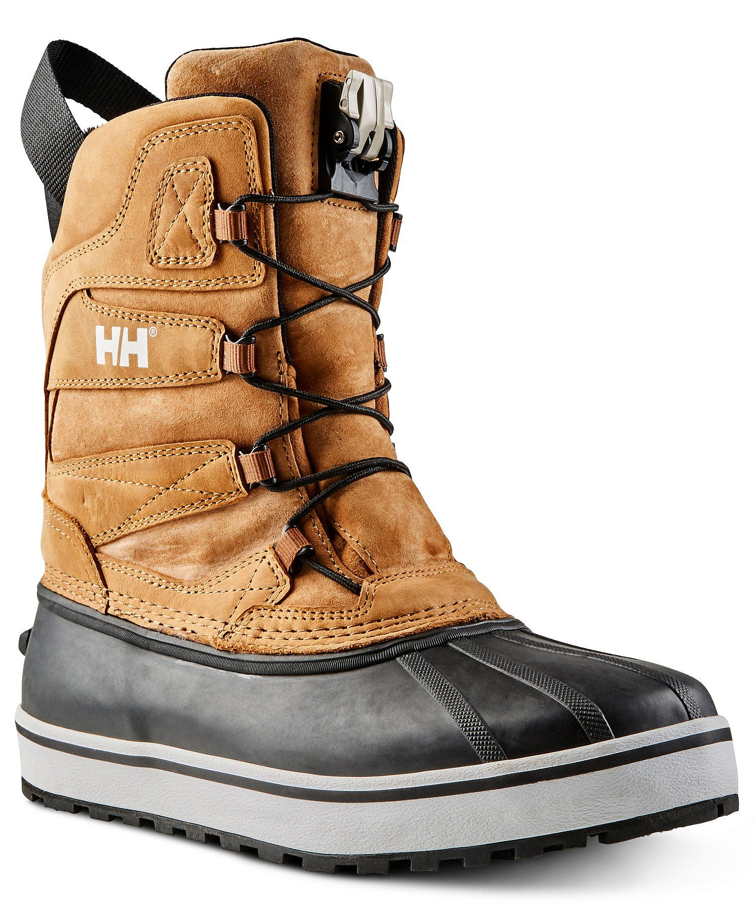 MEN'S LOCKDOWN ICEFX WINTER BOOTS BROWN | Mark's | Brown