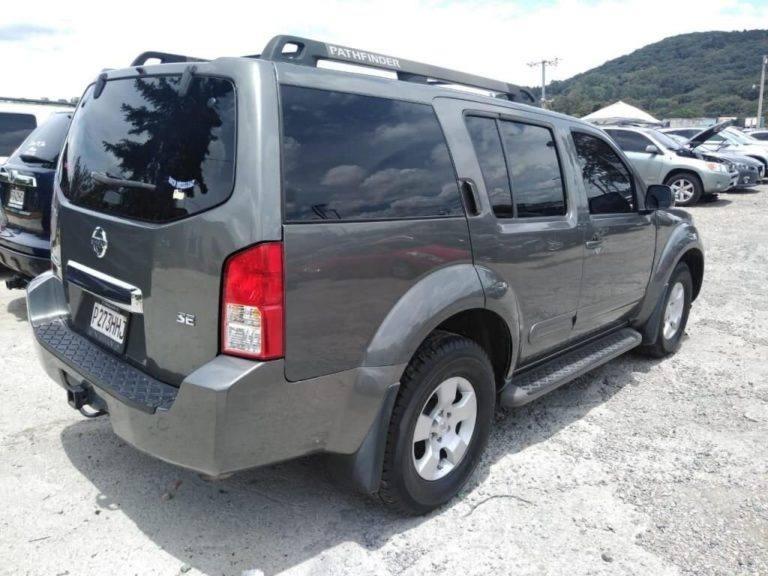 Nissan Pathfinder 2007 4x4 3 Filas Venta De Carros En Guatemala Nissan Pathfinder Nissan 4x4