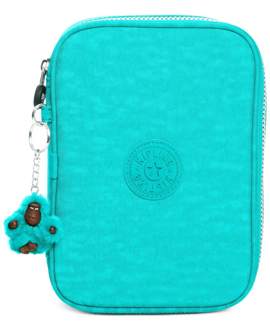 dfb5815ba Wonder if the outlet has this; it's way prettier than the MEAD I just  bought: Kipling Handbag, 100 Pens Pen Case - Handbags Accessories - Macy's