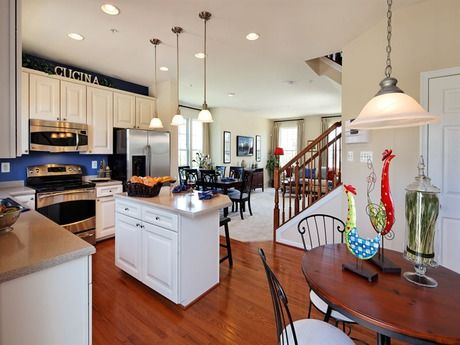 The Cove at Stansbury Shores 2 Car Garage Townhomes by Ryland Homes