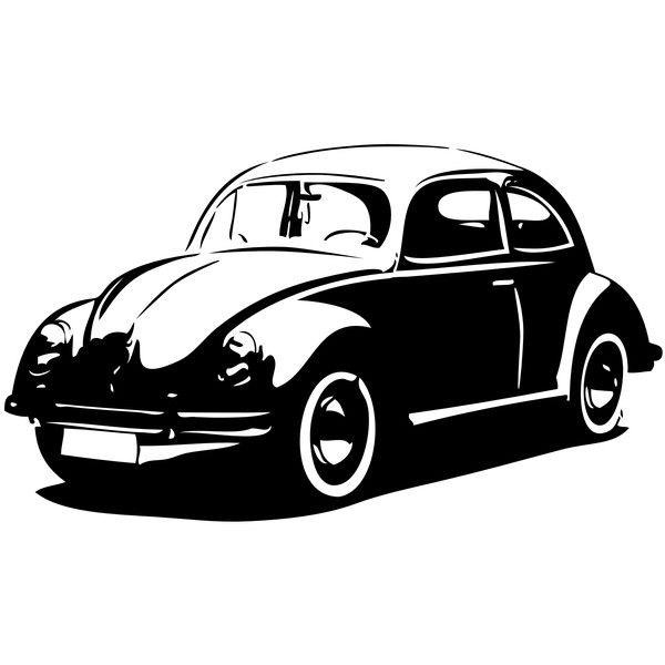 Pin by wayne cochrane on VW Beetle Drawings | Pinterest | Volkswagen ...