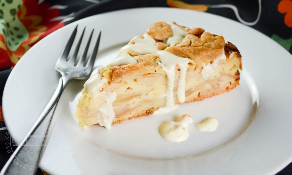 Swedish Apple Cake Recipe Almond Desserts Apple Cake Recipes Swedish Apple Cake Recipe