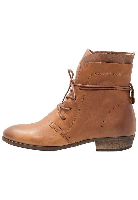 Cognac Støvler med hæl Mode Angulus støvle Ruskind Damer
