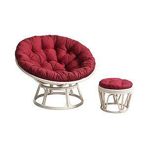 pier 1 imports papasan chair stool frames white wash seating pinterest papasan chair. Black Bedroom Furniture Sets. Home Design Ideas