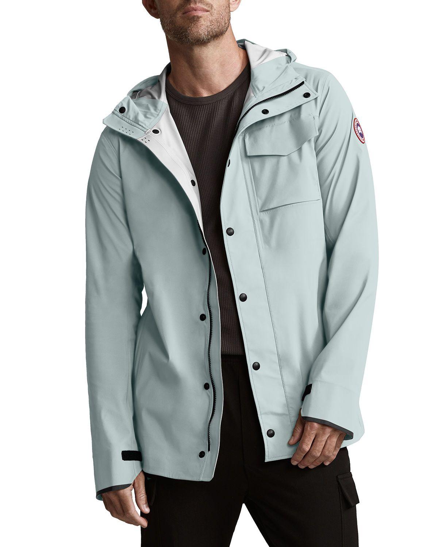 Canada Goose Men S Nanaimo Wind Resistant Jacket Canadagoose