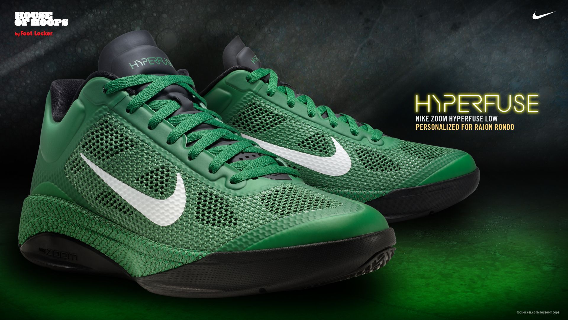 nike hyperfuse low rondo