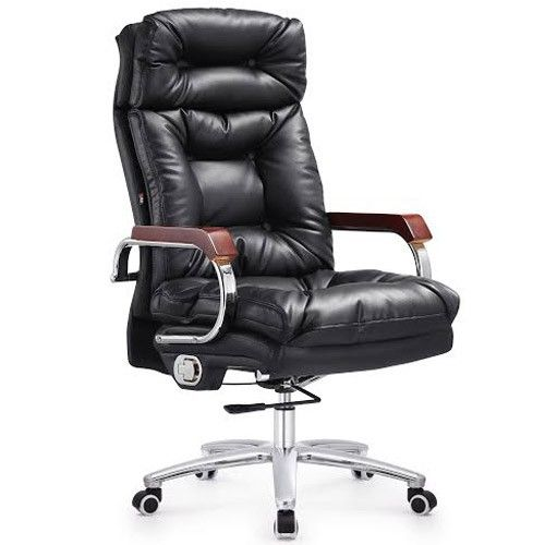The Kennedy Big And Tall Office Chair Black Office Chair