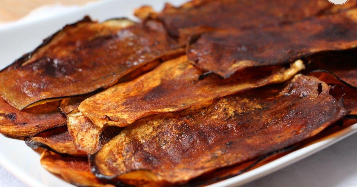Préparer du bacon végétal est possible et facile avec peu ...