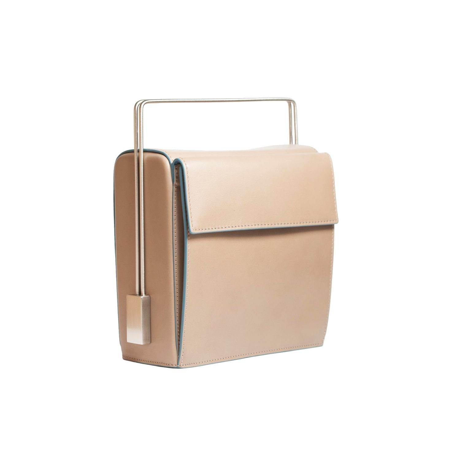 Temptation Bag | Lautēm | Wolf & Badger {calf leather} {brass handle}