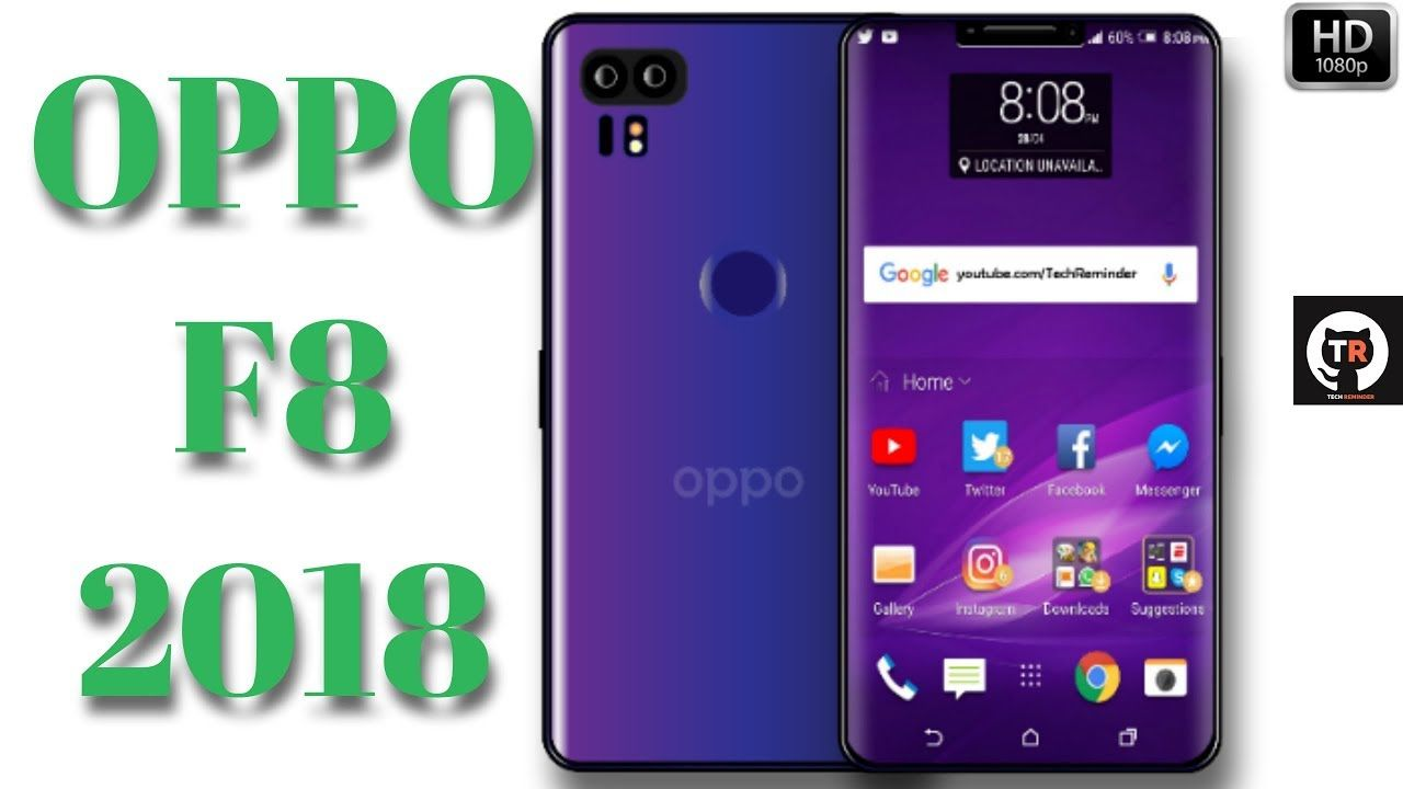 OPPO F8 (2018) Price, Camera, Specifications, Features, Full