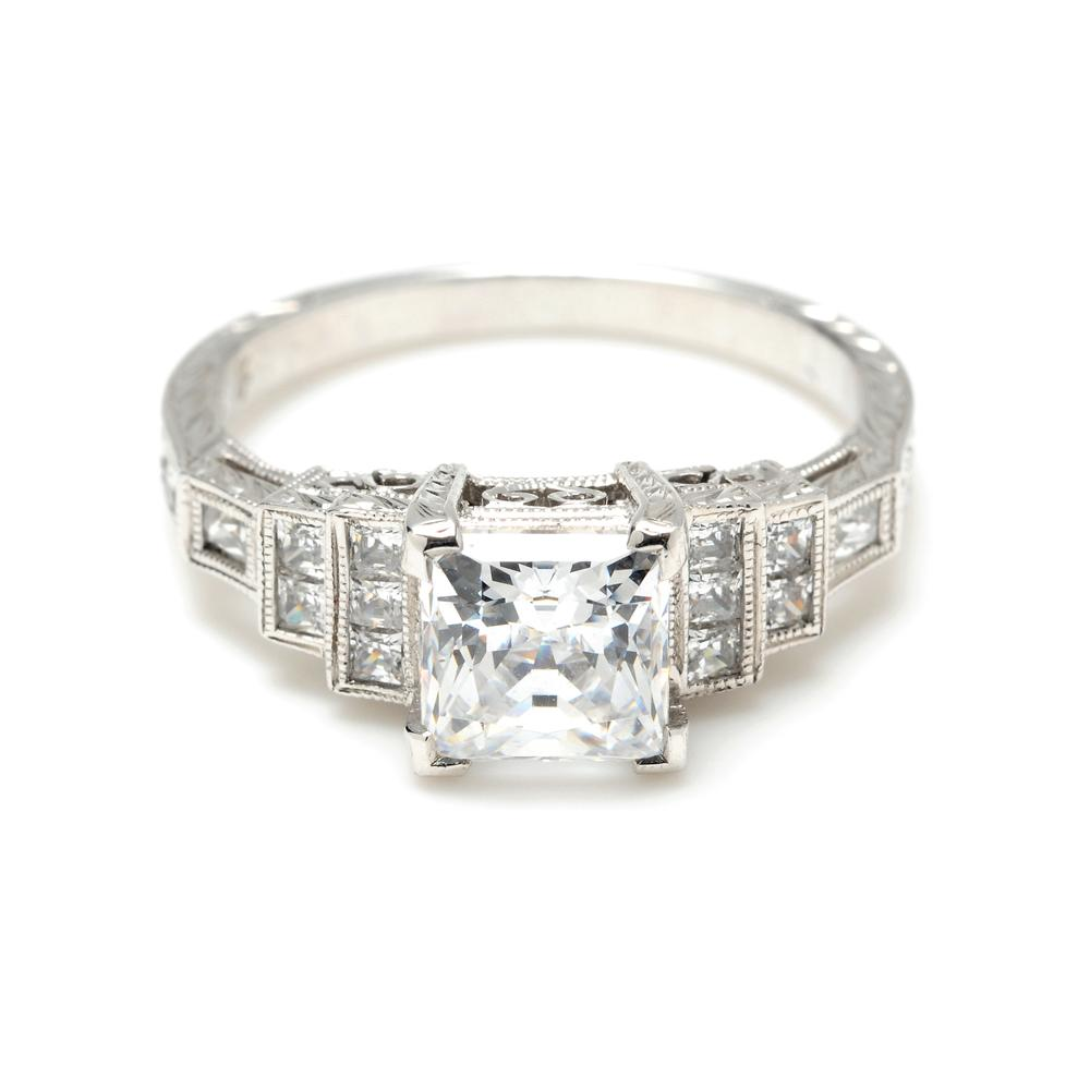 Find This Pin And More On Art Deco Engagement Rings