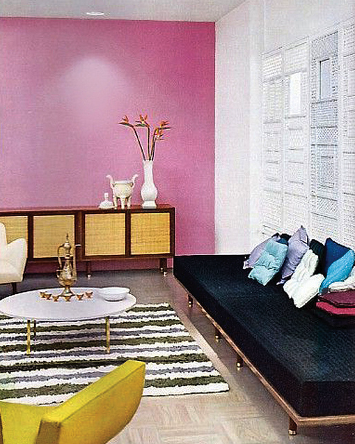 Art Nectar | A Look at 1950′s Interior Design | http://artnectar.com ...