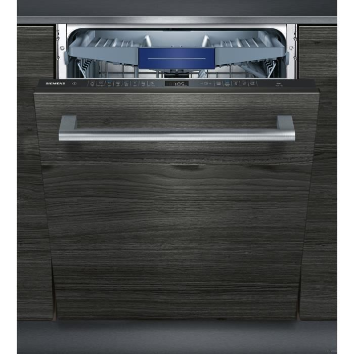 Siemens Sn658x02me Lave Vaisselle Encastrable 14 Couverts Pas Cher Soldes Lave Vaisselle Cdiscount En 2020 Lave Vaisselle