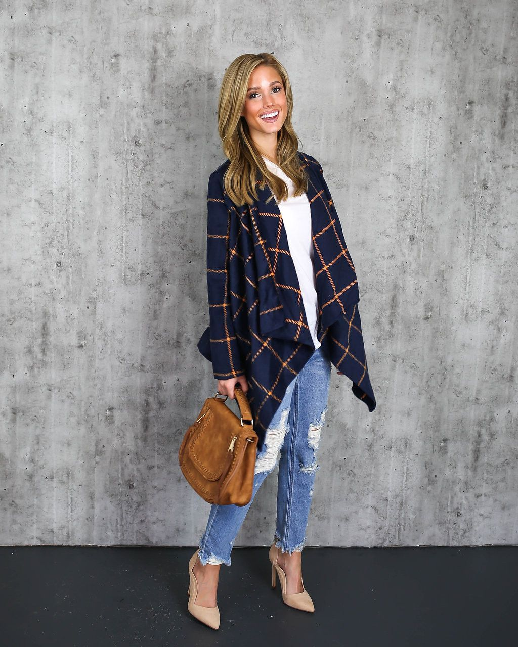 Estate Plaid Jacket | Plaid jacket, Casual weekend style ...
