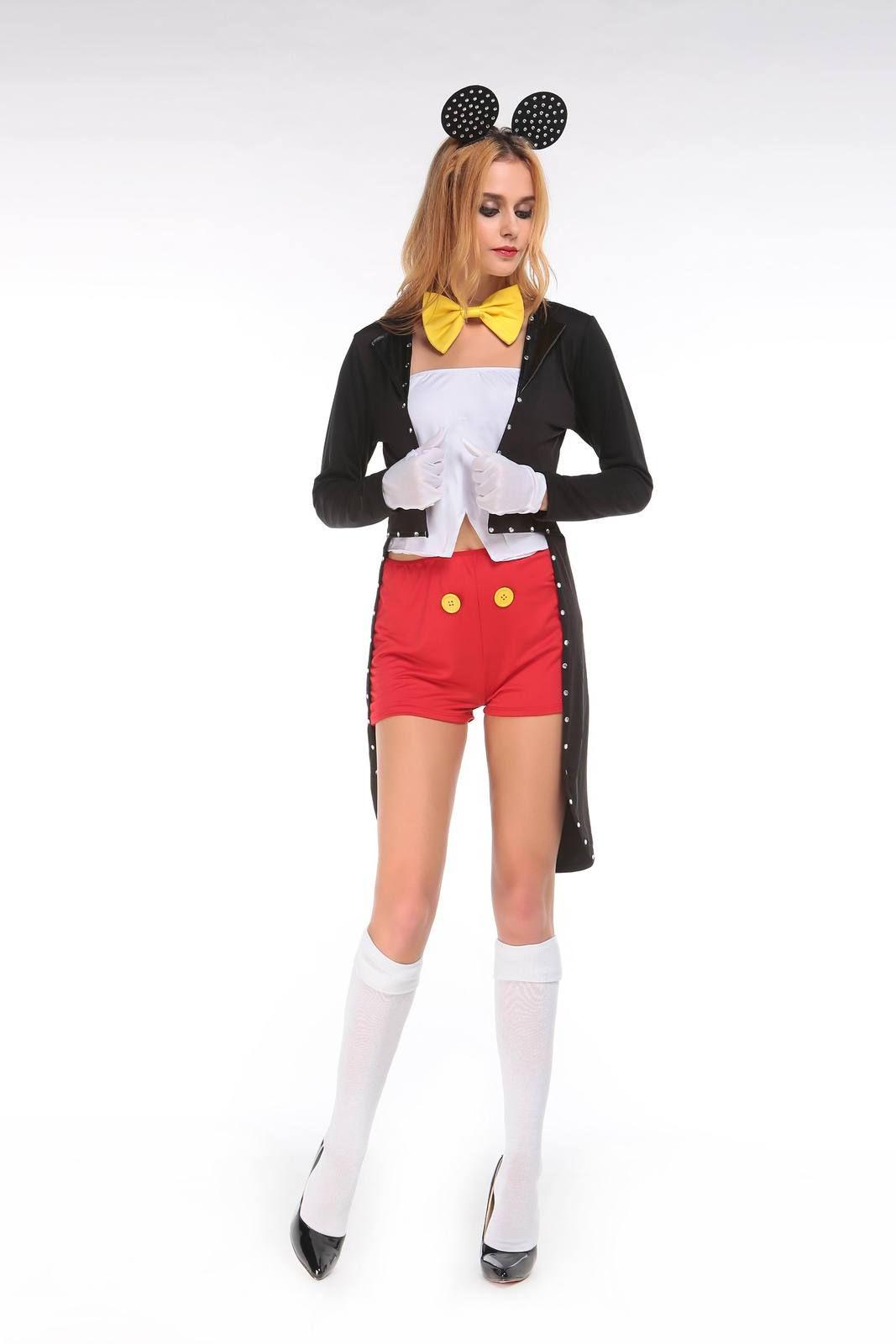 Mickey Mouse Halloween costume   Pinterest   Mickey mouse halloween ...