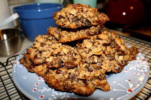 A Reader Recipe: Grain-Free Kitchen Sink Cookies   Gluten free ...