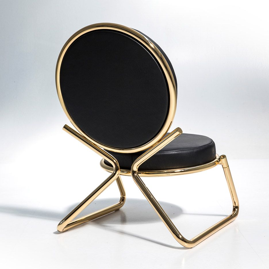 Furniture 0 Interest: Double Zero Chair By David Adjaye For Moroso