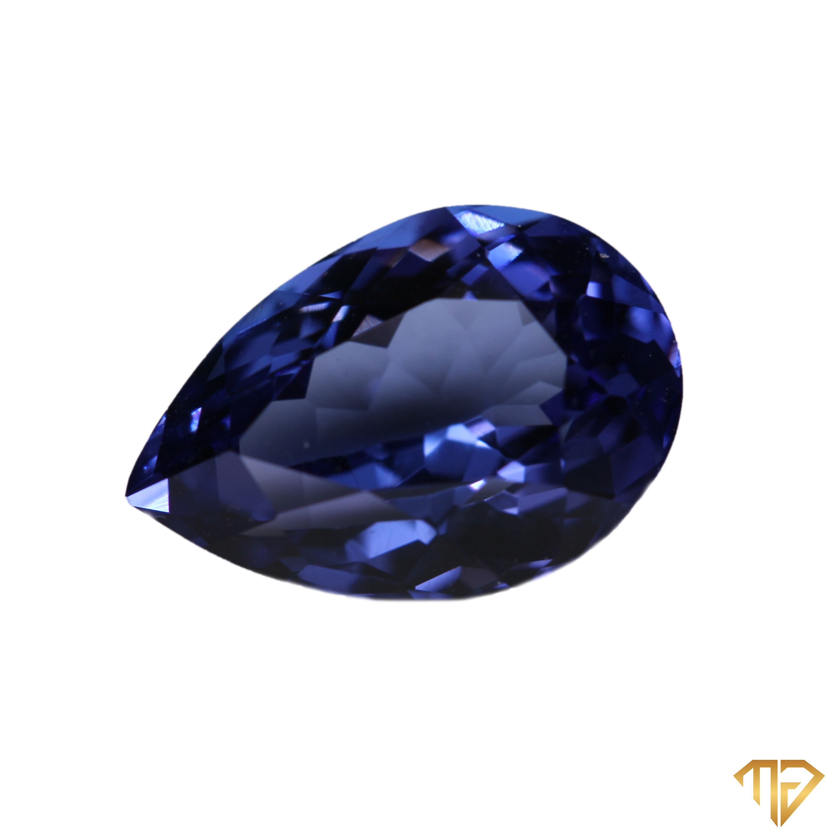 lucid tanzanite crystal gems treasures gem