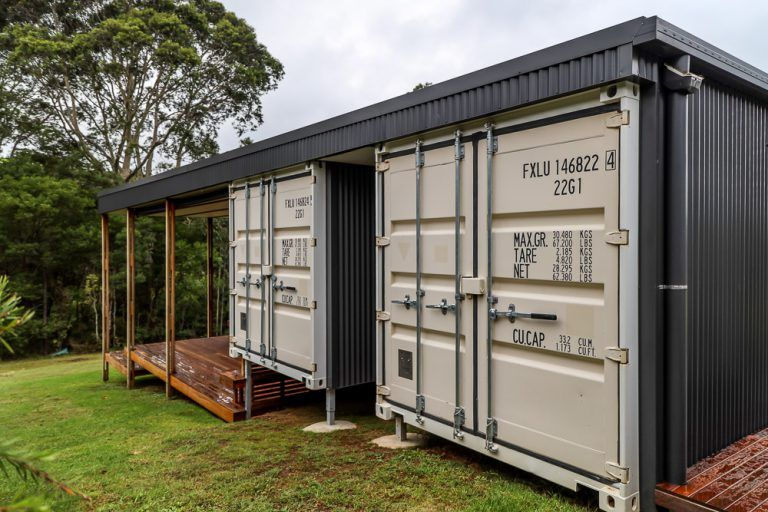 Shipping Container Home Designed For Sustainable Family Living Living Big In A Tiny Ho Container House Shipping Container Home Designs Container House Design