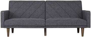 Jiles Futon Futon Sleeper Sofa Sofa Bed Mid Century Modern Furniture Homedecorators Com Modern Sleeper Sofa Sleeper Sofa Furniture