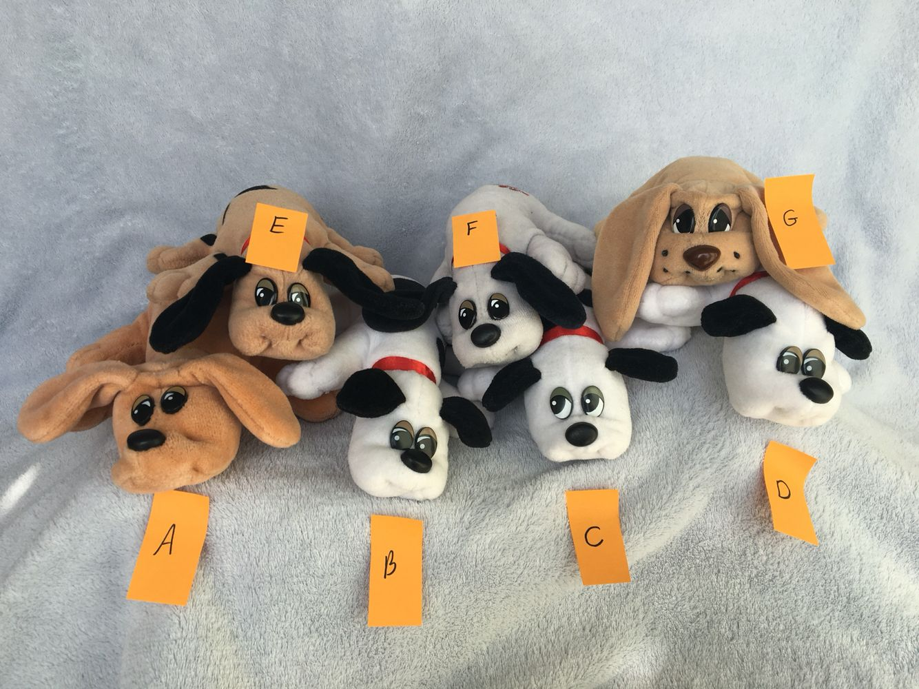 Vintage Pound Puppies Very clean & in great condition For sale at