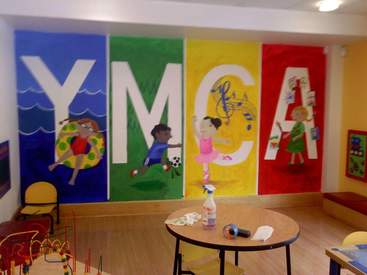 YMCA Mural