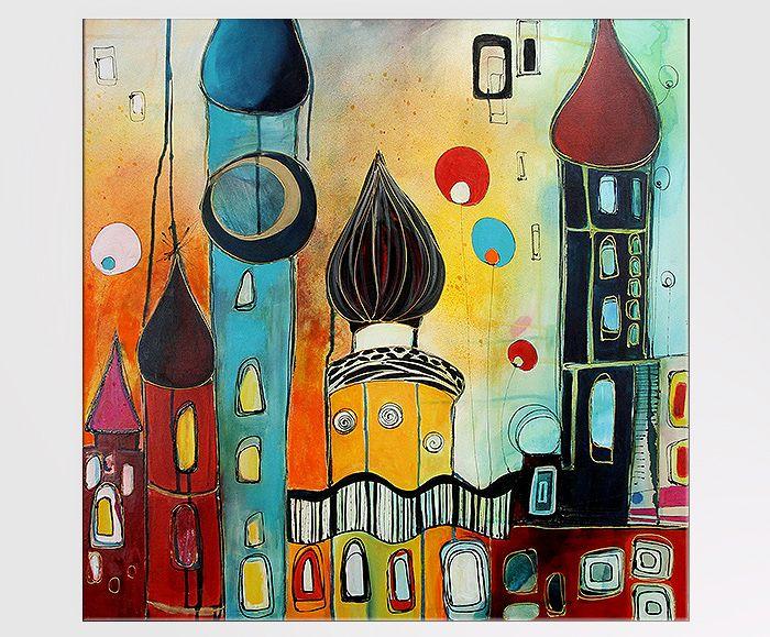 Moderne Kunstwerke moderne kunst losaij fairytale neue werke auf argato