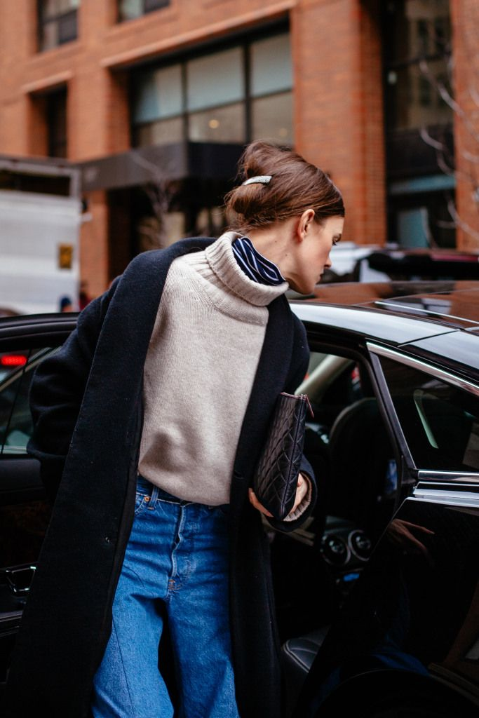 ebd28510 They Are Wearing: New York Fashion Week Fall 2016 Photos | | HER ...