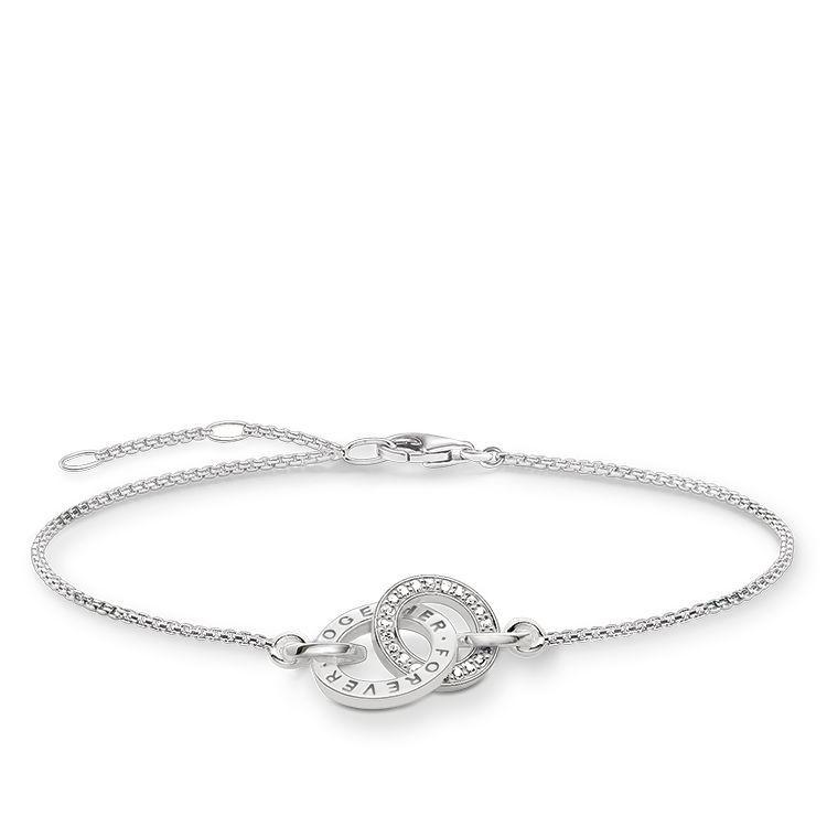 Thomas Sabo Glam Soul Sterling Silver Armband Thomas Sabo Bracelet Sterling Silver Bracelets Silver Bracelet