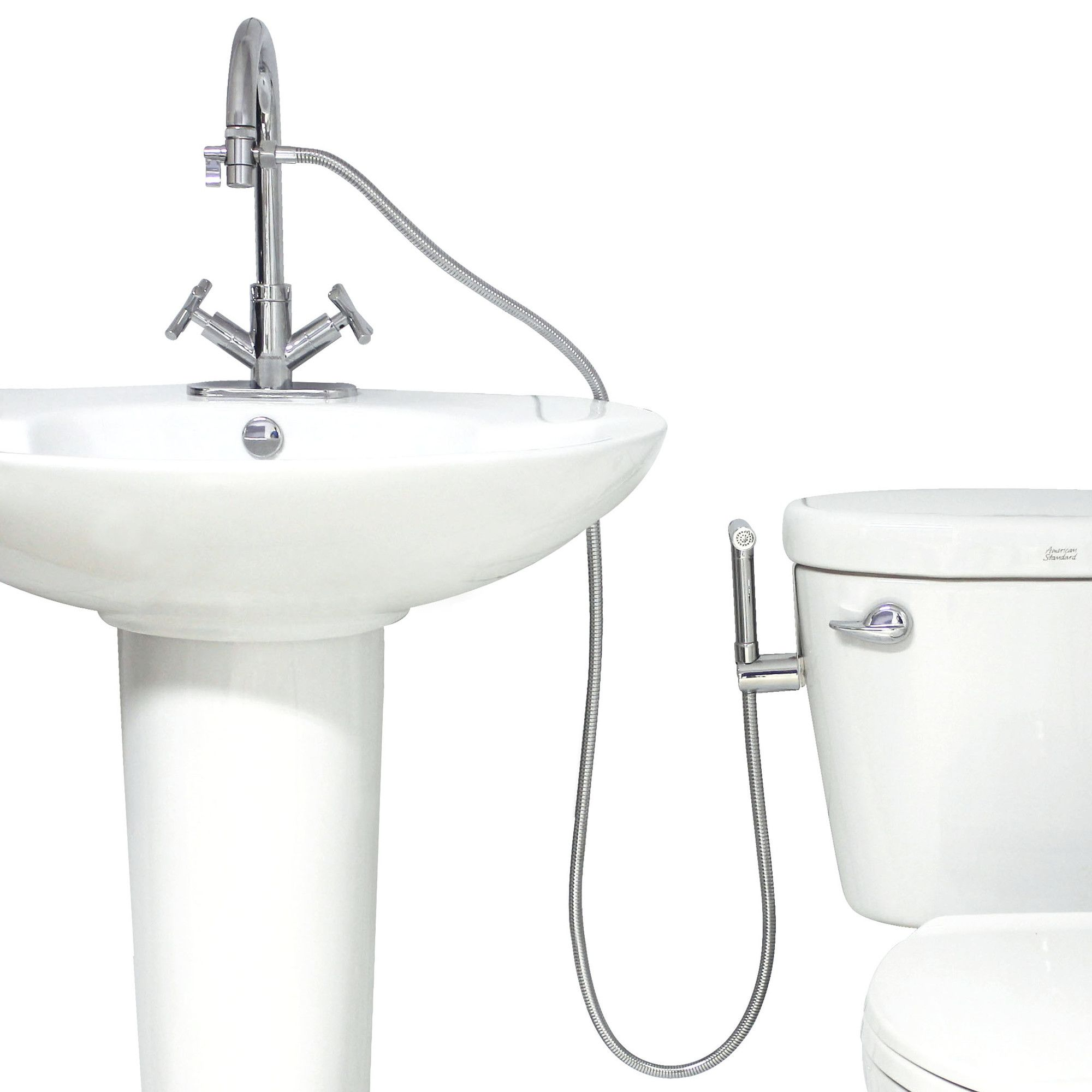 Premium Warm Water Diaper Sprayer And Bidet Accessory Products