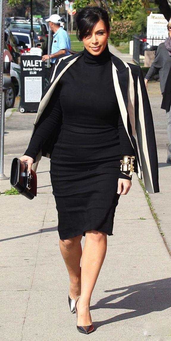 Kim Kardashian #ModestHollywood