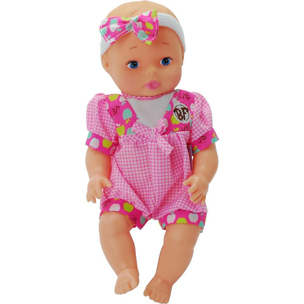 5 99 Perfect Doll For The Bathtub Goldberger Baby S First Classic 11 Inch Baby Doll Romper Goldb Baby Dolls African American Baby Dolls Baby Doll Clothes